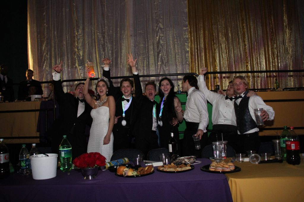 Endymion Coronation Ball 2014