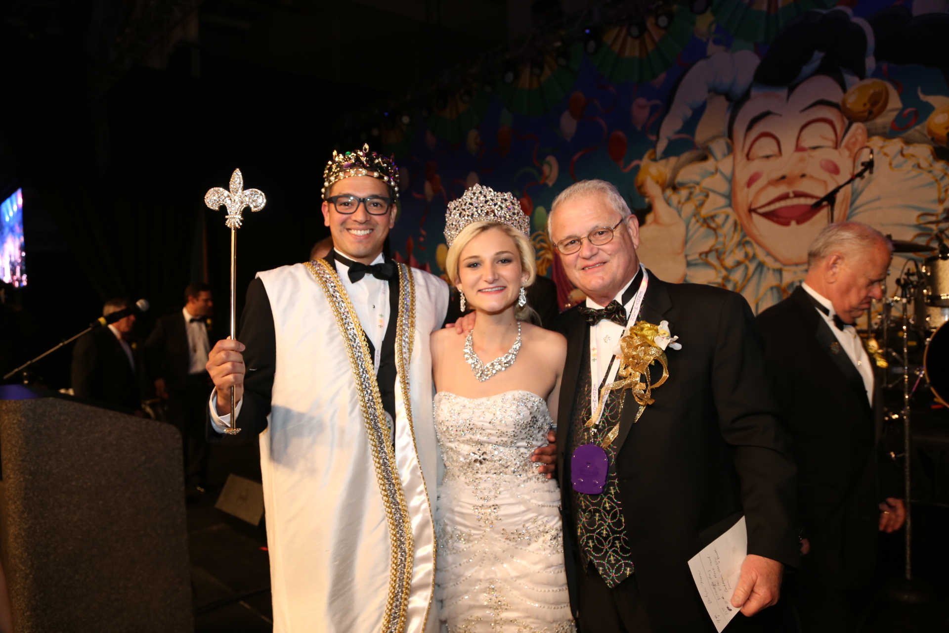 Endymion Coronation Ball 2016