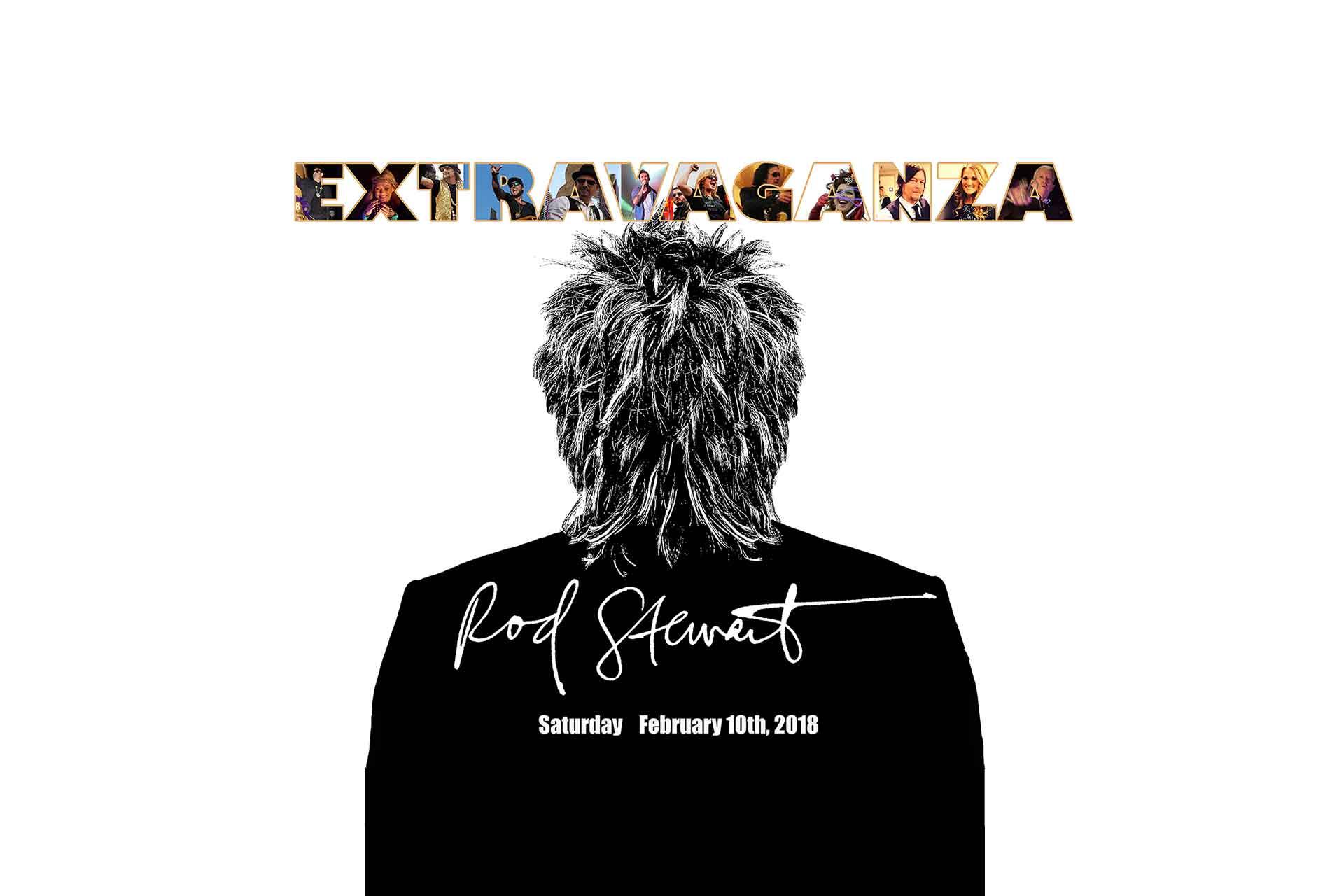 Endymion Extravaganza 2017 Rod Stewart