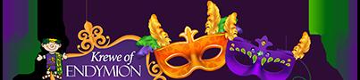 Krewe of Endymion Logo